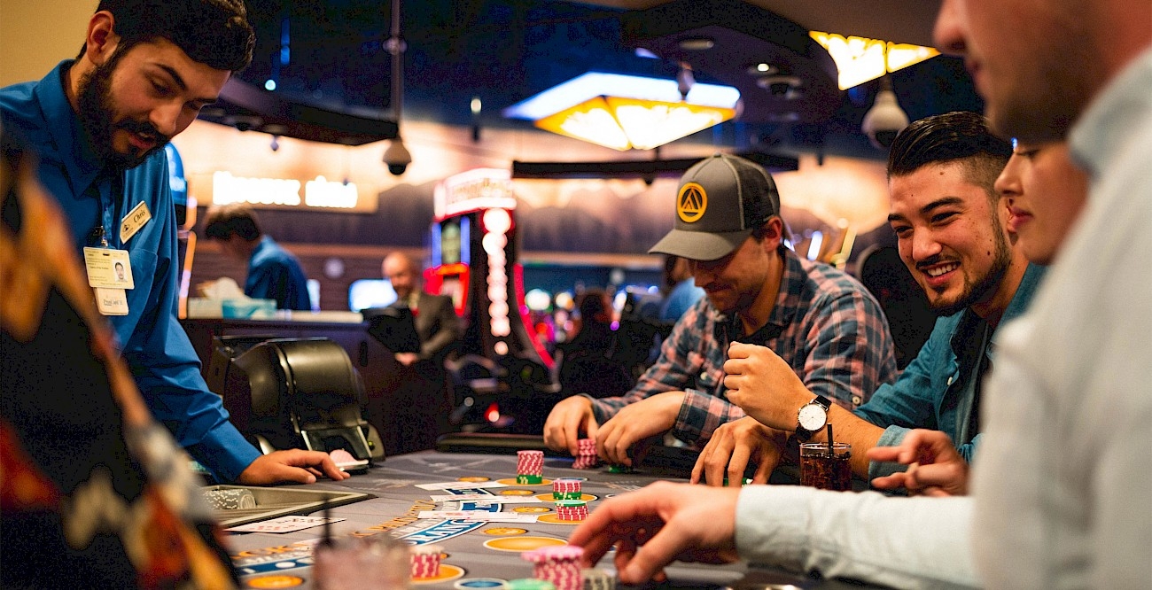 Casino Is Simply Not Safe As You Would Potentially Presume